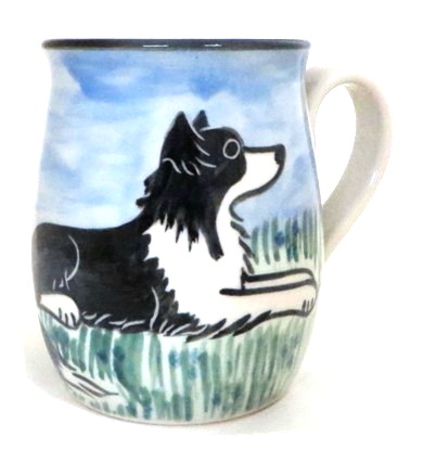 Border Collie -Deluxe Mug