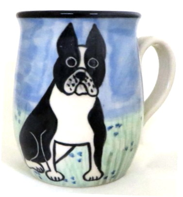 Boston Terrier -Deluxe Mug