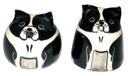 Boston Terrier - Salt and Pepper Shaker
