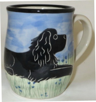 Cocker Spaniel Black -Deluxe Mug