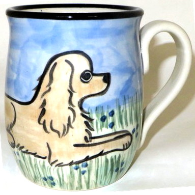 Cocker Spaniel Buff -Deluxe Mug