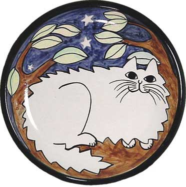 "13"" Cat Plater"