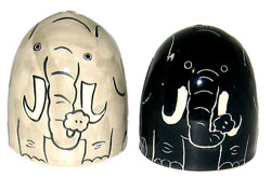 Elephant - Salt and Pepper Shaker