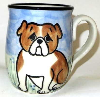 English Bulldog -Deluxe Mug