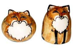 Fox - Salt and Pepper Shaker