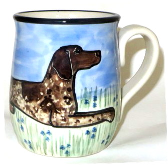 German ShortHair -Deluxe Mug