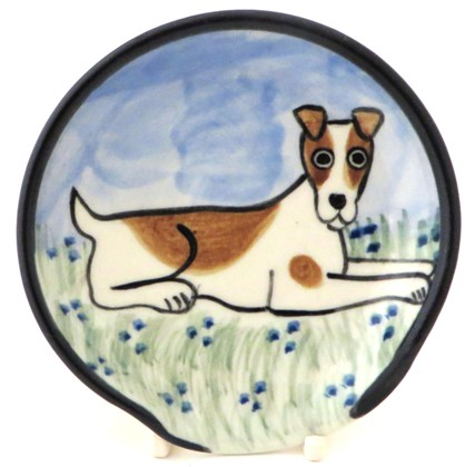 Jack Russell Terrier -Deluxe Spoon Rest