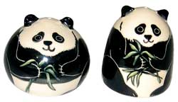 Panda - Salt and Pepper Shaker