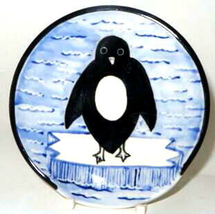 Penguin -Deluxe Spoon Rest