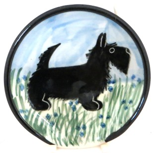 Scottish Terrier -Deluxe Spoon Rest