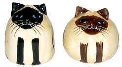 Siamese - Salt and Pepper Shaker