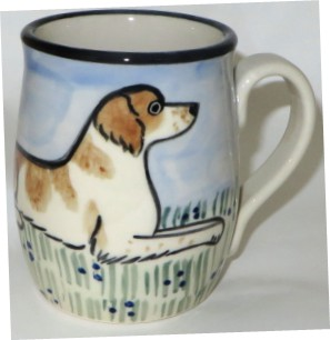 Brittany Spaniel -Deluxe Mug