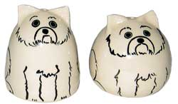 Westies - Salt and Pepper Shaker