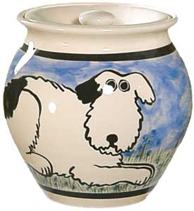 Cookie Jar $70.00