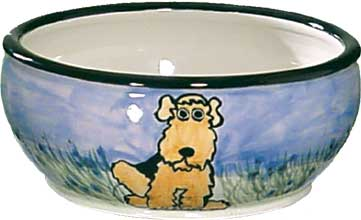 Dog Feeder Bowl $38.00