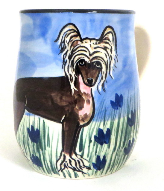 Chinese crested -Deluxe Mug