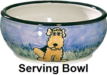 Karen Donleavy Deluxe Serving Bowl
