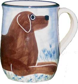 Standard 16 oz Dog Mugs