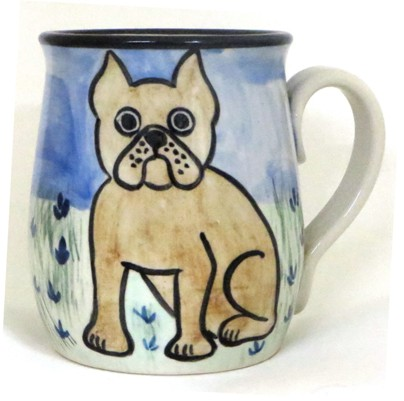 French Bulldog Tan -Deluxe Mug