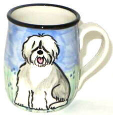 Old English Sheepdog -Deluxe