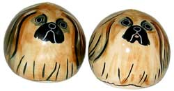 Pekinese - Salt and Pepper Shaker