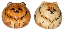 Pomeranian - Salt and Pepper Shaker