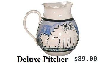 deluxe pitcher