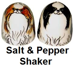 Karen Donleavy Salt and Pepper Shakers